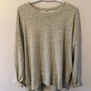 aerie oversized sweater